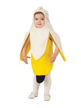 Banana Baby Costume for Kids