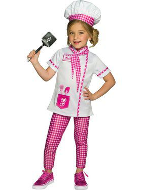 Barbie Chef/Baker Costume for Kids