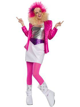 Barbie Deluxe Rocker Barbie Costume for Kids