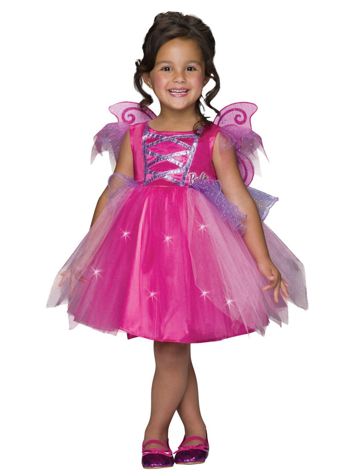 Rubie's Barbie Fairy Costume For Toddlers