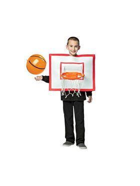 Basketball Hoop Boy's Costume