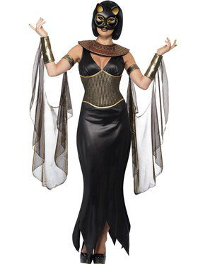 Bastet the Cat Goddess Adult Costume