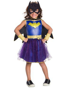 Batgirl DC Comics Child Deluxe Costume