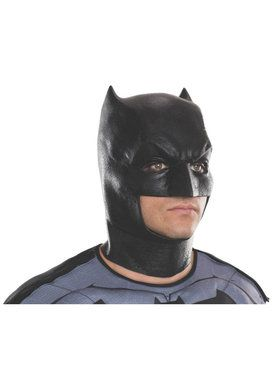 Batman Vinyl Mask for Adults