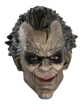 Batman Arkham City Joker Mask Adult
