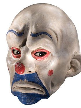 Batman Dark Knight Joker Clown Mask For Adults