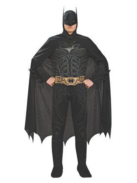 Batman Dark Knight Adult Batman Costume