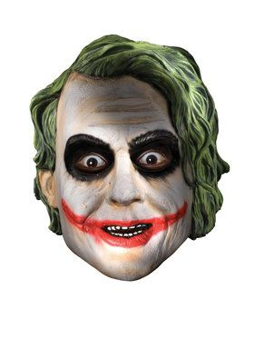Batman Dark Knight - Joker Child Mask