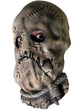 Batman Dark Knight - Scarecrow Mask For Adults