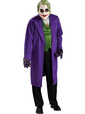 Batman Dark Knight - The Joker Adult Costume