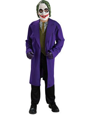 Batman Dark Knight - The Joke Child Costume