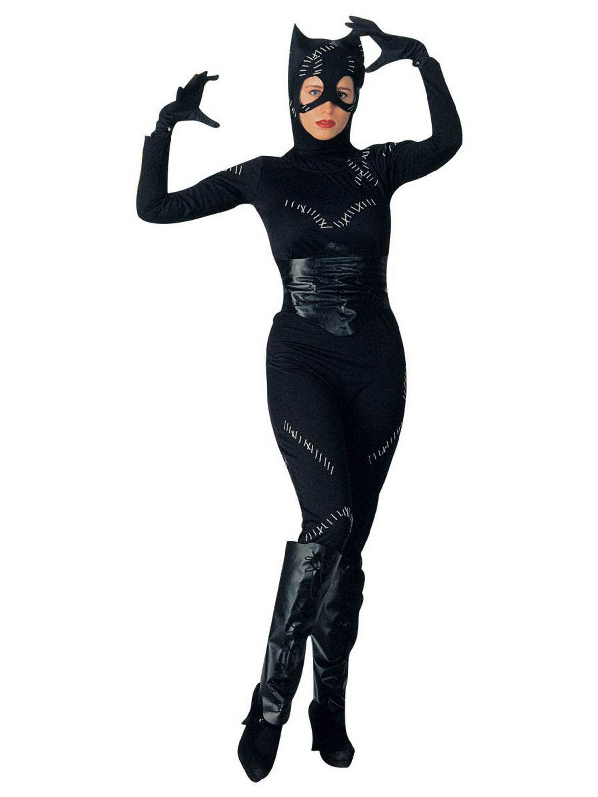 sc 1 st  Wholesale Halloween Costumes & Catwoman Adult Costume