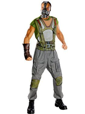 Batman Deluxe Bane Men's Costume