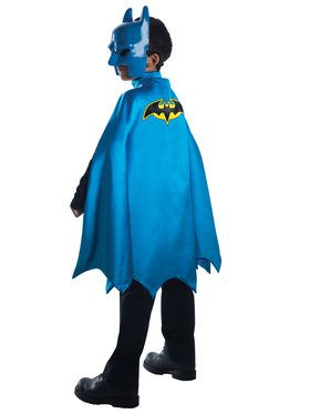 Batman Deluxe Cape Boy's Costume