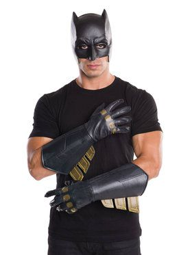 Adult Batman Accessory - Gauntlets