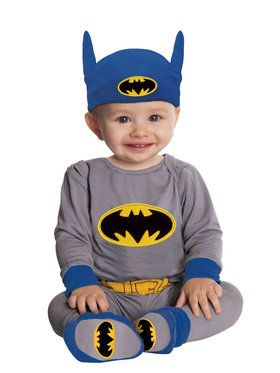 Batman Romper for Infants
