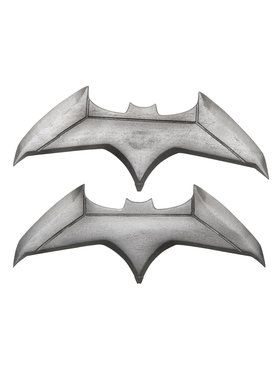Batman Silver Batarangs