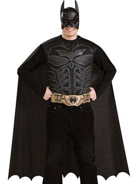 Batman Dark Knight - Batman Set Adult