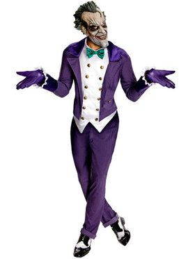 Batman The Joker Men's Costume