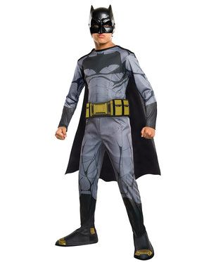 Batman v Superman Boys Batman Costume