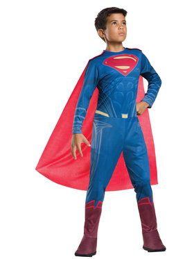 Batman v Superman Boys Superman Costume