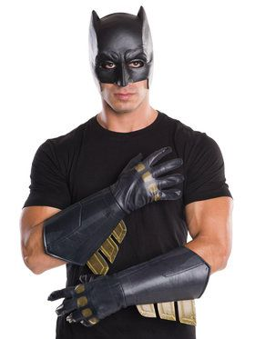 Batman v Superman: Dawn of Justice - Adult Batman Gauntlets
