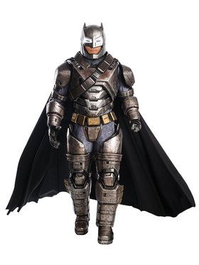 Dawn of Justice Armored Batman Supreme Adult Costume