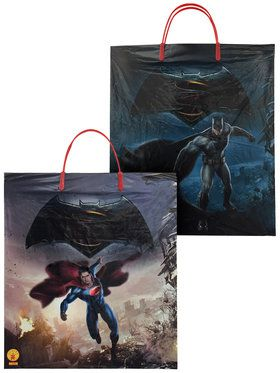 Batman V Superman: Dawn Of Justice Batman/Superman Treat Bag