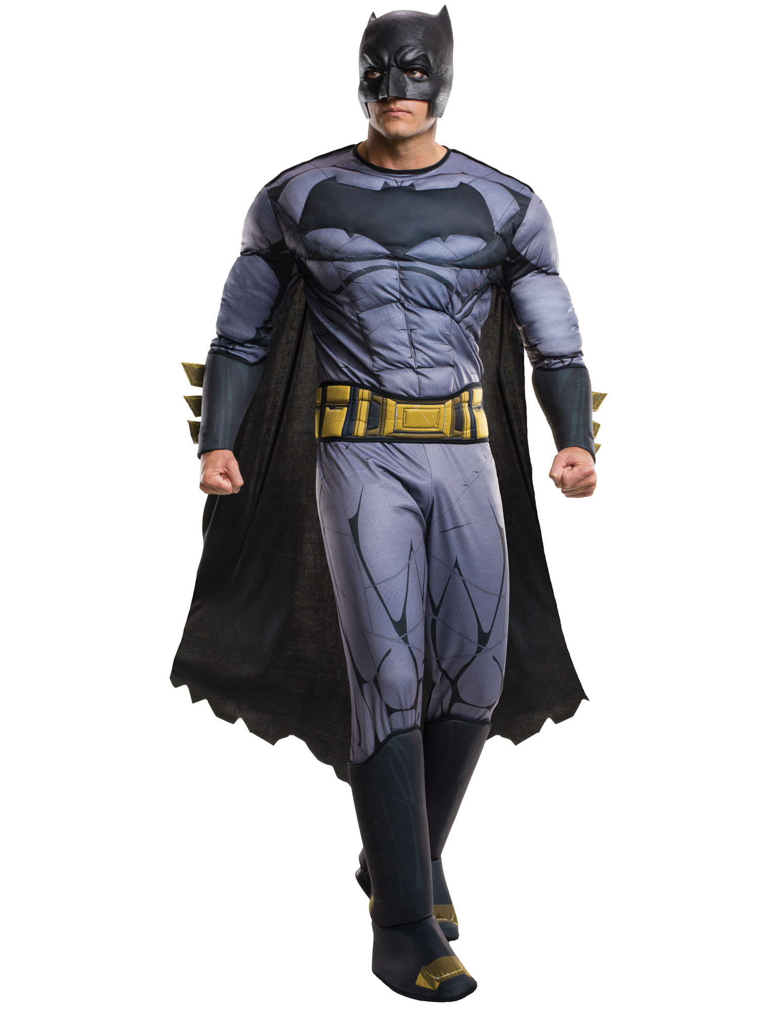 Adult Batman V Superman: Dawn Of Justice- Batman Costume R810926-STD