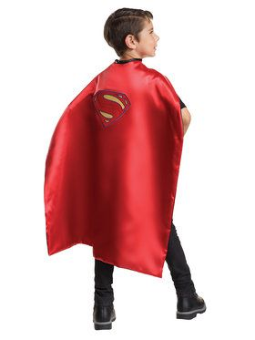 Batman V Superman: Dawn Of Justice Reversible Cape Boy's Costume