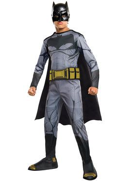 Classic Tween Batman Costume