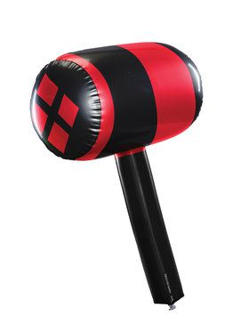 Batman's Harley Quinn Inflatable Mallet