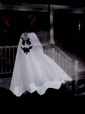 Battery Operated Flying Ghost Decoration