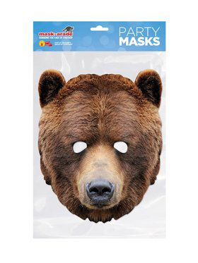 Face Mask - Bear