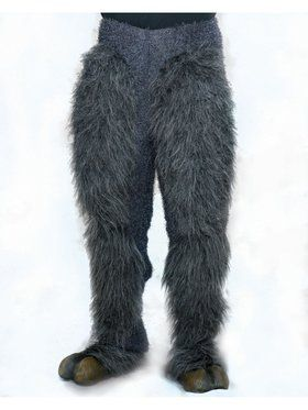 Faux Fur Beast Pants