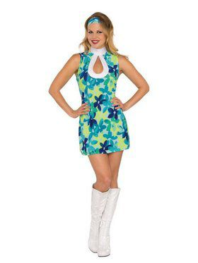 Beautiful Garden Adult Costume