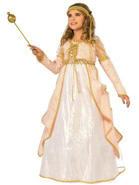 Beautiful Princess Girl's Costume