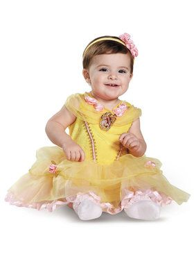Beauty and the Beast - Belle Costume For Babies