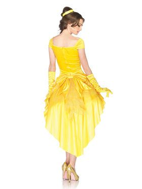 Beauty and the Beast's Princess Belle Disney Adult Costume