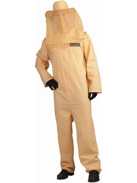Bee Keeper Costume For Adults