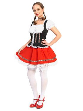 Adult Beer Garden Costume For Adults