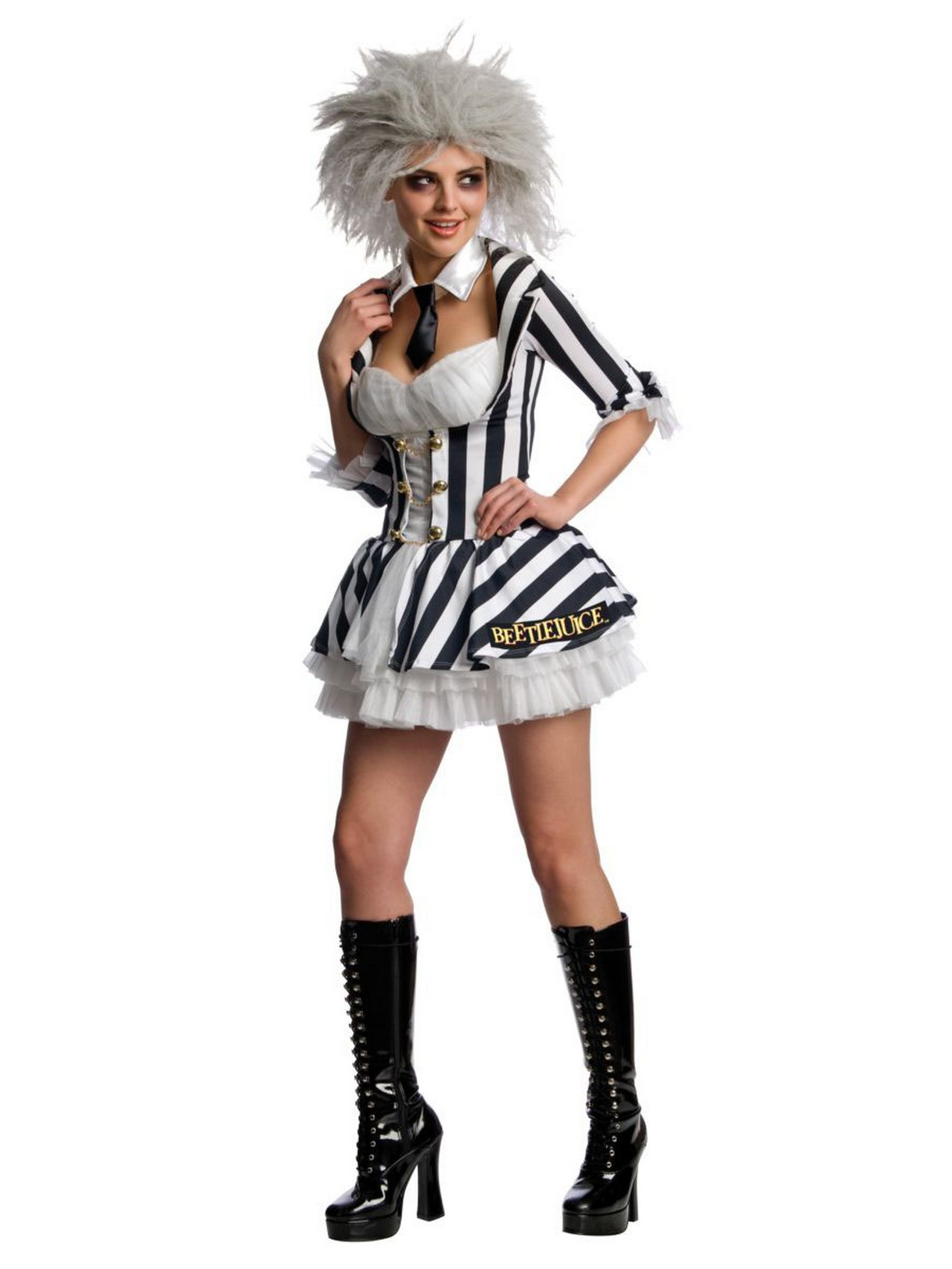 Rubie's Beetlejuice Sexy Adult Costume For Women