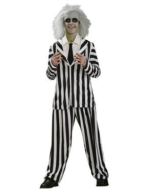 Beetlejuice Costume For Teens