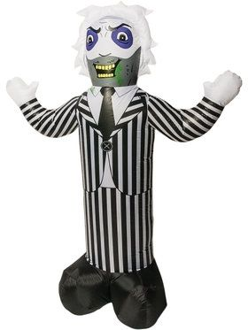 Beetlejuice Yard Blow Up Prop
