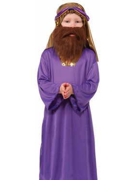 Bible Times Wiseman Brown Beard