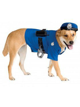 Big Dogs Police Costume