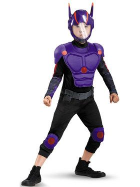 Big Hero 6: Deluxe Hiro Costume For Kids