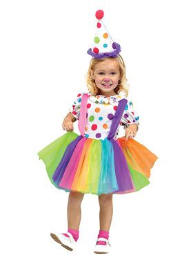 Big Top Fun Costume Toddler