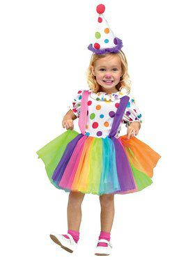 Toddler Big Top Fun Costume