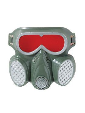 Biohazard Gas Mask for Adults
